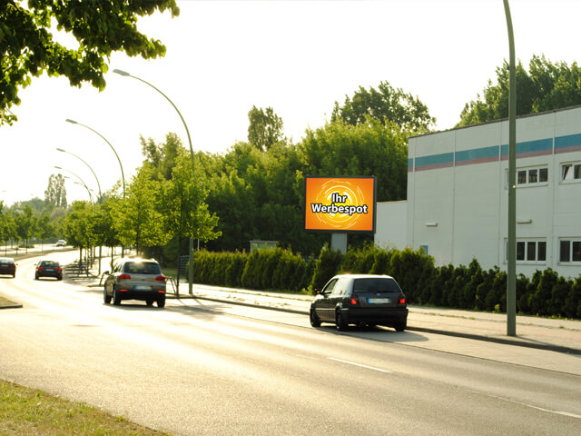 LED Screen Berlin Bitterfeld