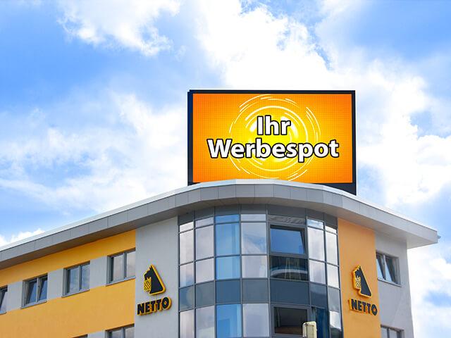 Video Board in Rostock