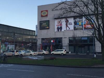 Ihr Logenplatz in Duisburg am Hauptbahnhof!