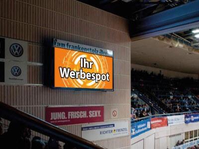 Werbung auf Bundesliga-Niveau!